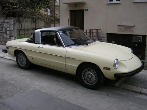 1979 Alfa Romeo Spider for sale