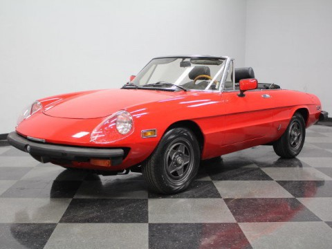 1982 Alfa Romeo Spider for sale