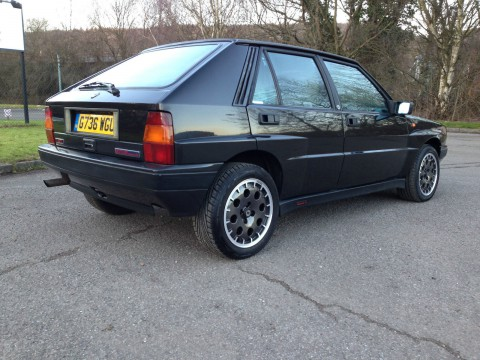 1989 Lancia Delta HF Integrale 16V 4wd for sale