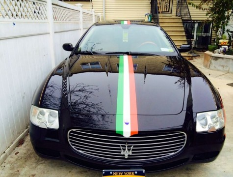 2005 Maserati Quattroporte Custom Italian Luxury 4 Door Supercar for sale