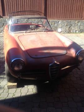 1960 Alfa Romeo Giulietta veloce for sale