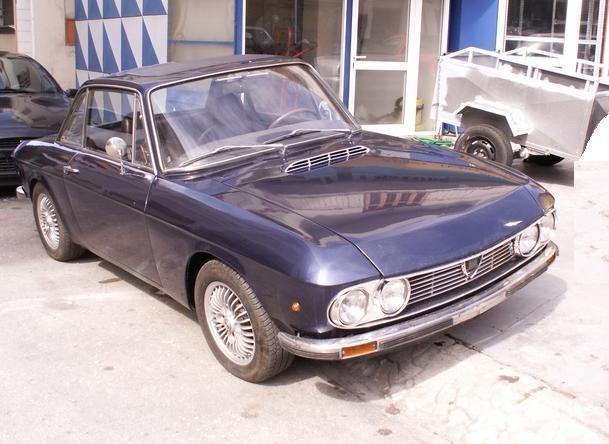 1972 Lancia Fulvia Coupe 1 3 S Rallye For Sale