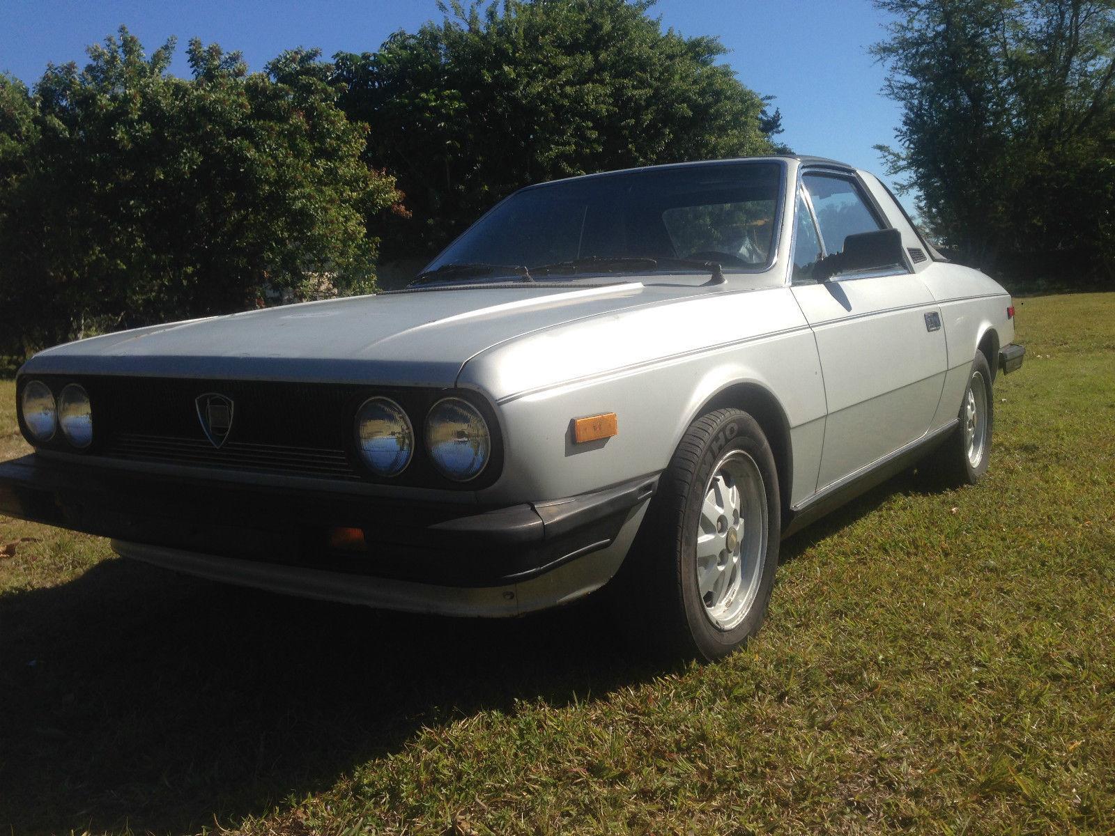 1979 Lancia Zagato For Sale