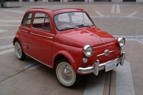 1959 Fiat Jolly 500 Convertible for sale