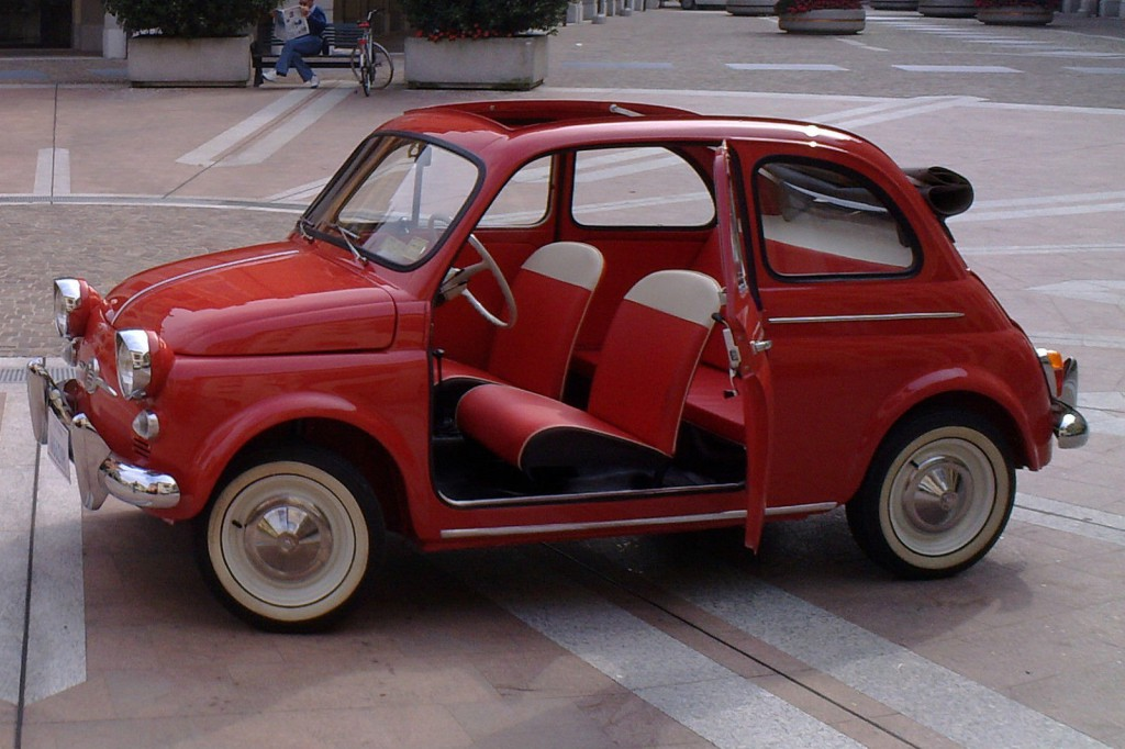 1959 fiat 500 normale trasformabile for sale. Black Bedroom Furniture Sets. Home Design Ideas