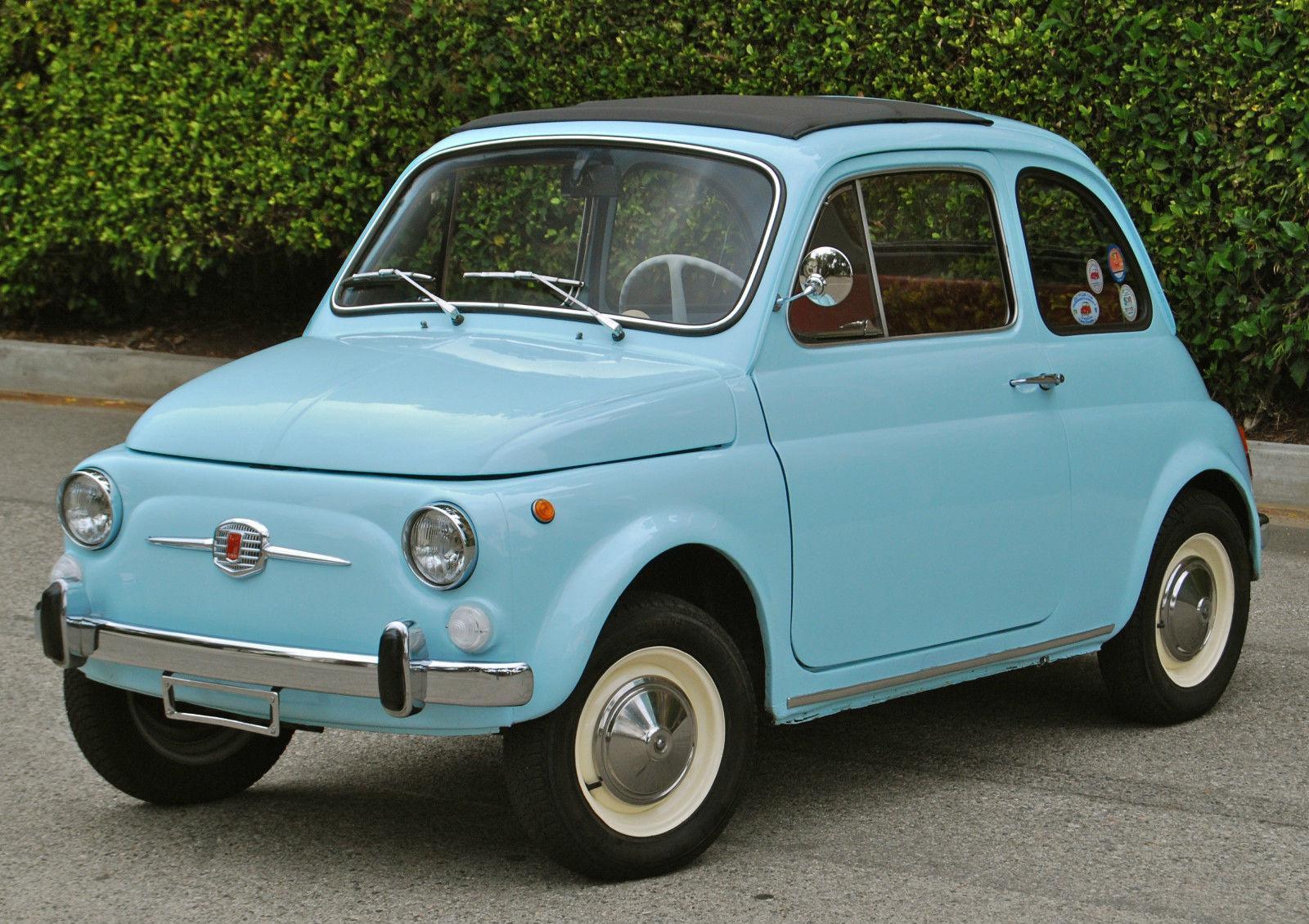 Fiat Fully Restored Italian Cars For Sale