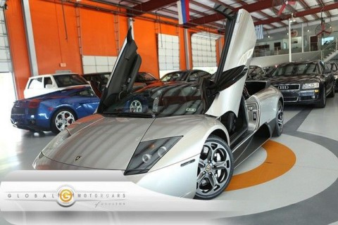 2006 Lamborghini Murcielago Roadster for sale