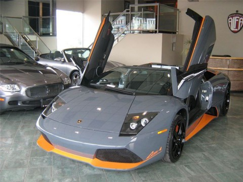 2010 Lamborghini Murcielago LP 650 for sale