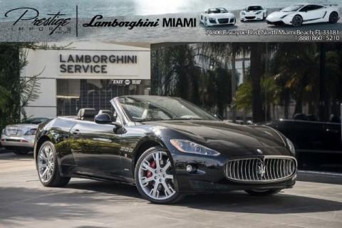 2012 Maserati Gran Turismo for sale