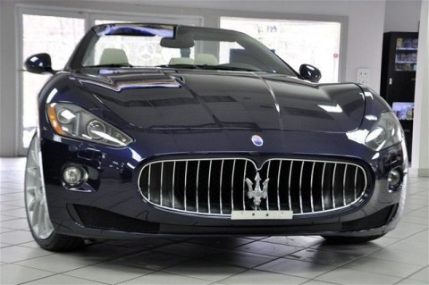 2012 Maserati Gran Turismo S Convertible for sale