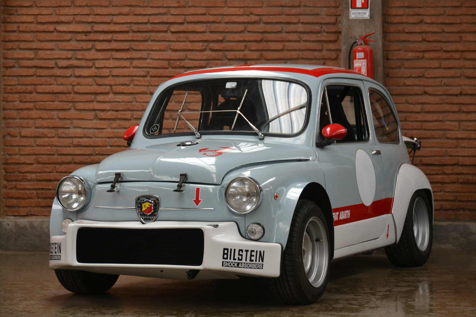 1972 fiat other abarth 1000 tc for sale. Black Bedroom Furniture Sets. Home Design Ideas