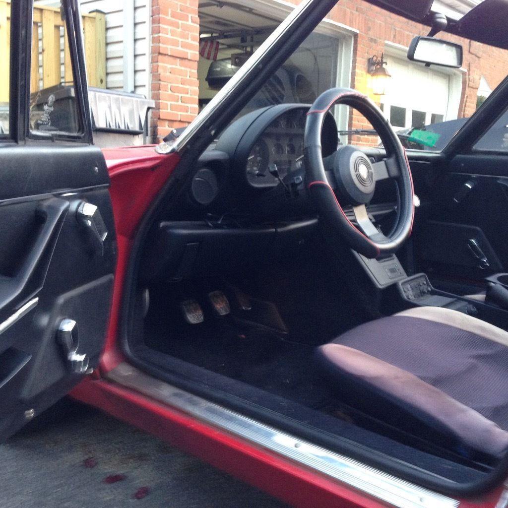 1986 Alfa Romeo Spider For Sale