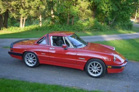 1987 Alfa Romeo Spider for sale