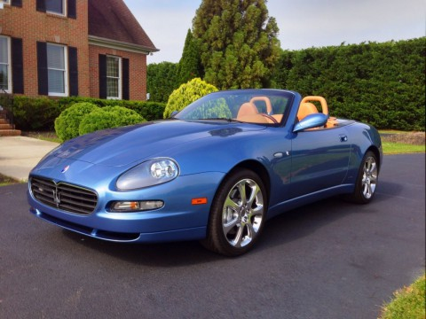 2005 Maserati Spyder for sale