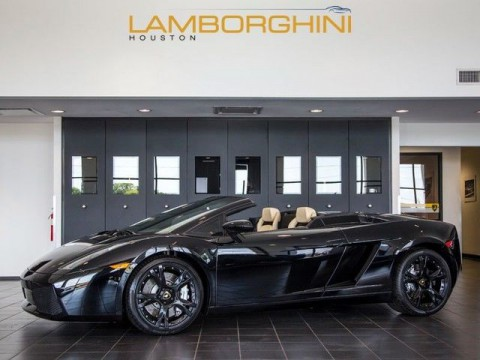 2008 Lamborghini Gallardo 6-Speed for sale