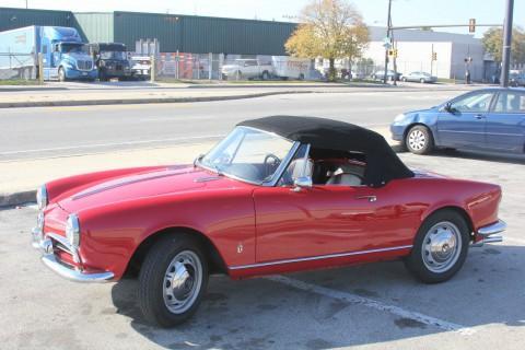 1959 Alfa Romeo Gulietta for sale