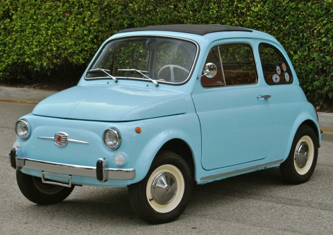 1970 Fiat 500 Fully restored! for sale