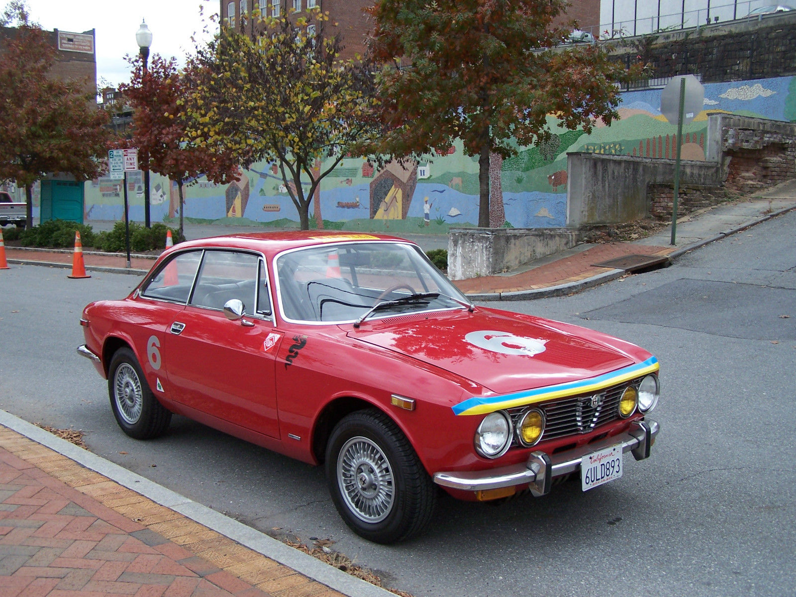 1972 alfa romeo giulia sprint gt veloce 2000 11
