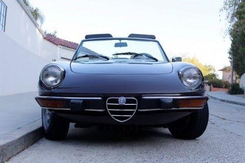 1978 Alfa Romeo Spider Veloce for sale