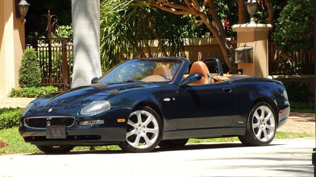 2003 Maserati Spyder Spyder CAMBIOCORSA for sale