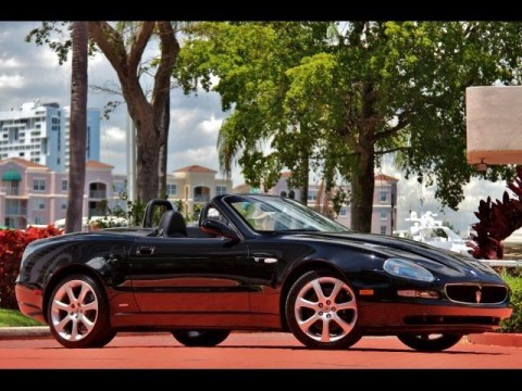2004 Maserati Spyder Cambiocorsa for sale