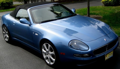 2004 Maserati Spyder for sale
