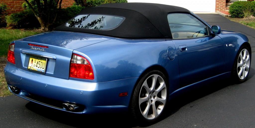 2004 Maserati Spyder For Sale