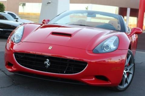 2013 Ferrari California for sale