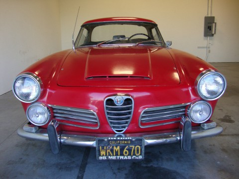 1965 Alfa Romeo Other Convertable for sale