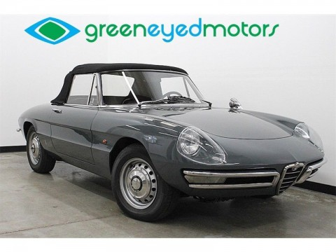 1967 Alfa Romeo Spider Duetto for sale