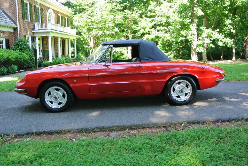 Used 1985 Alfa Romeo Spider For Sale  CarGurus