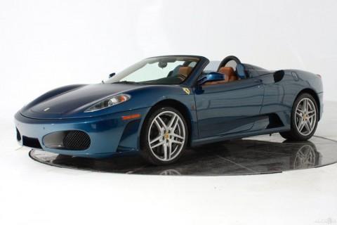 2009 Ferrari 430 Spider F1 for sale