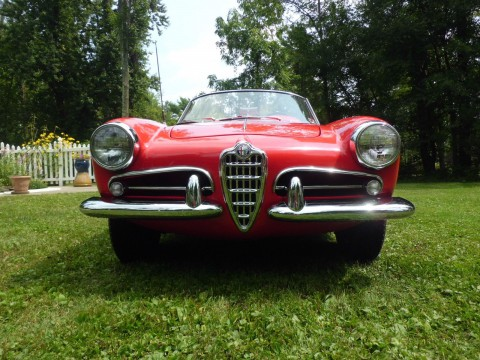 1960 Alfa Romeo Spider for sale