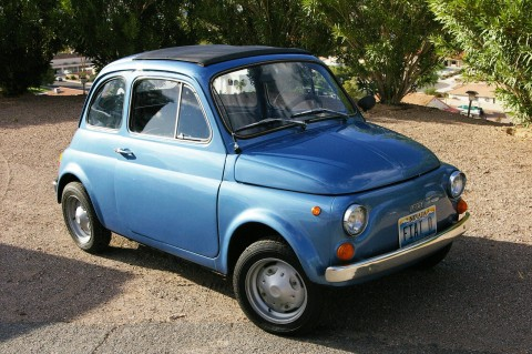 1967 Fiat 500 fiat 500 Model 110F for sale