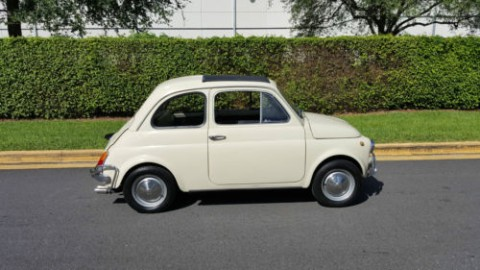 1970 Fiat 500L for sale