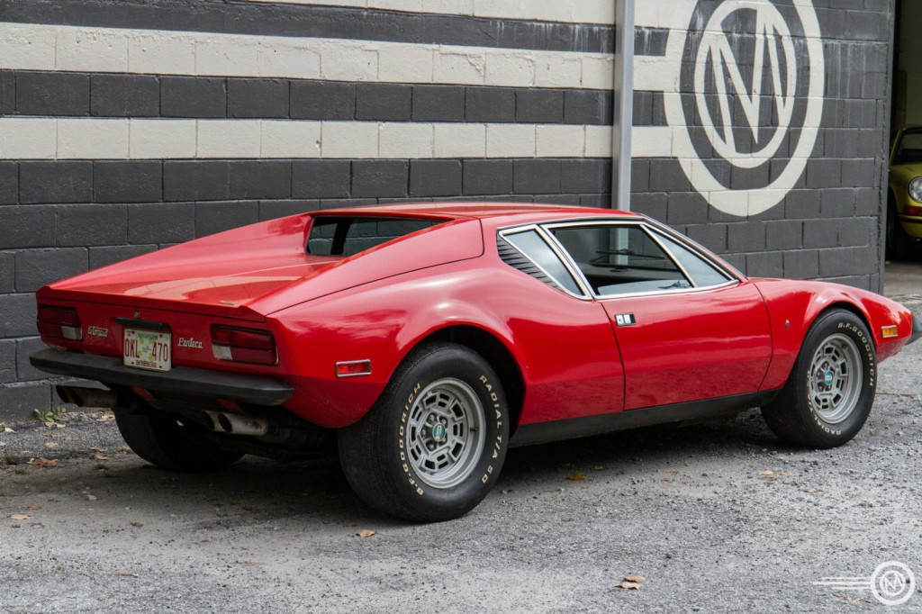 1974 Pantera For Sale >> 1974 De Tomaso Pantera for sale