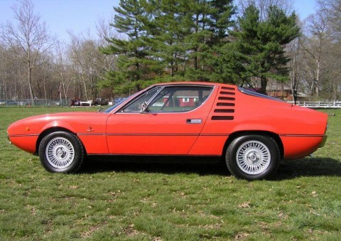 1970 Alfa Romeo Montreal for sale