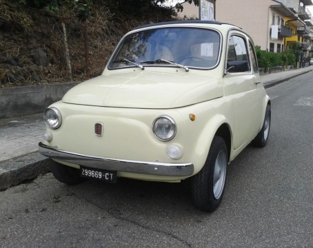 1972 Fiat 500 Model 110F for sale