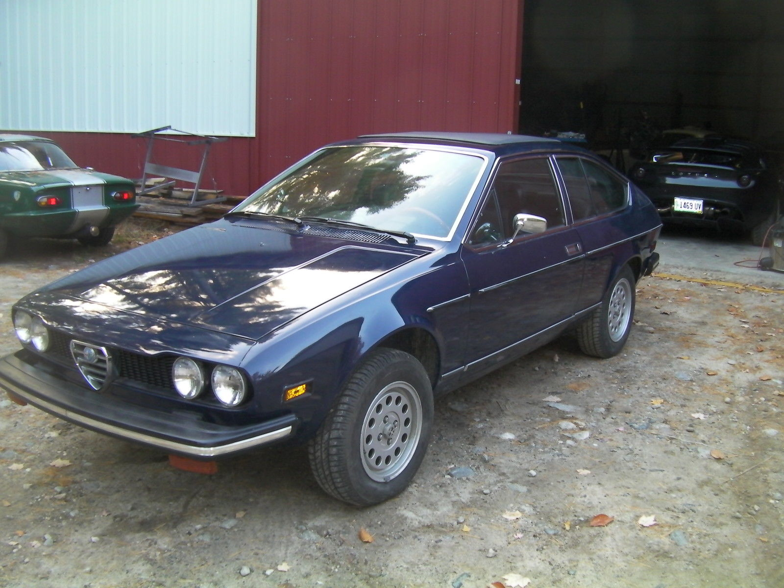 1977 alfa romeo alfetta gt veloce coupe for sale - Alfa romeo coupe for sale ...