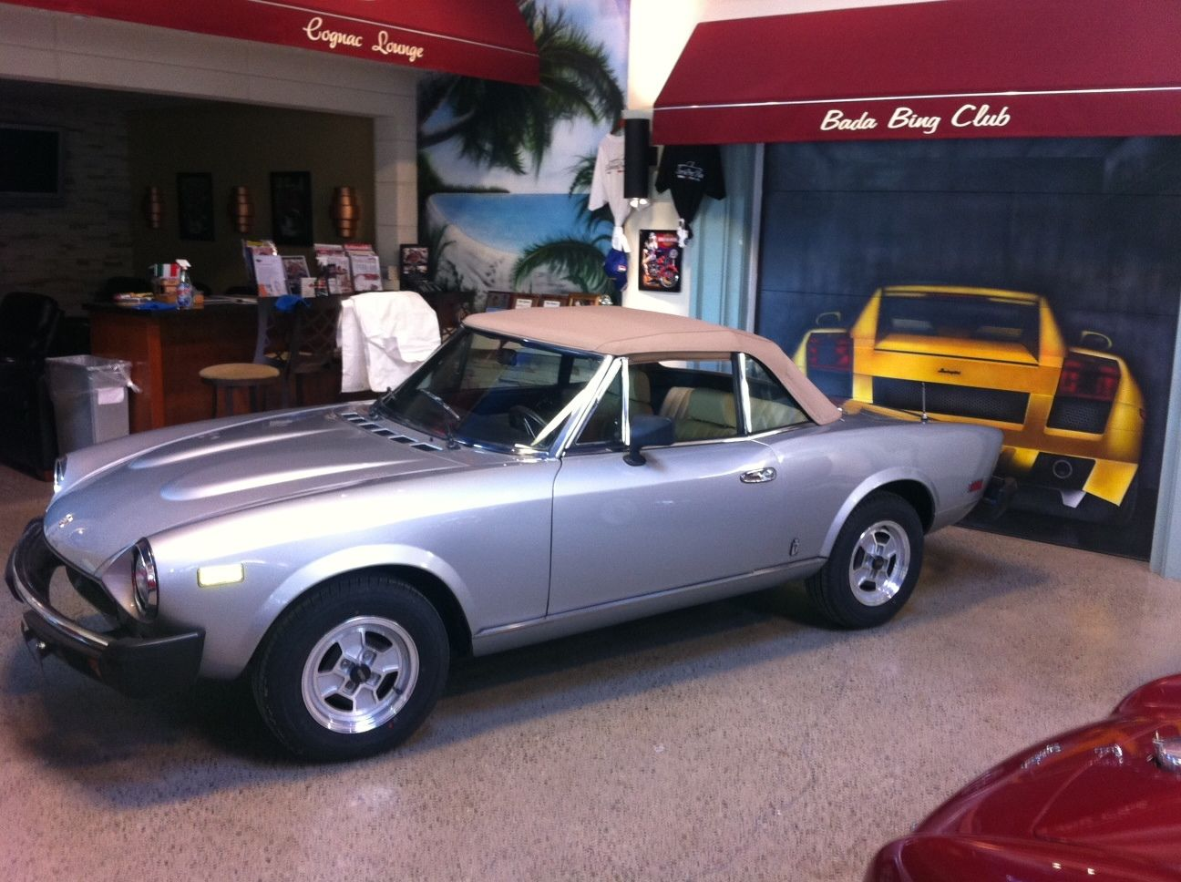 1980 fiat 124 spider 2000 for sale. Black Bedroom Furniture Sets. Home Design Ideas