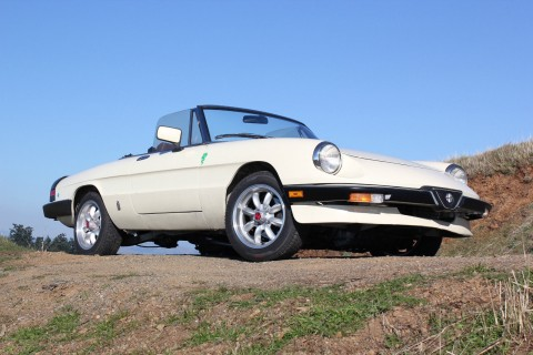 1984 Alfa Romeo Spider Veloce 2000 for sale