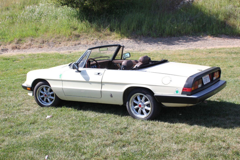 1984 alfa romeo veloce spider for sale 19