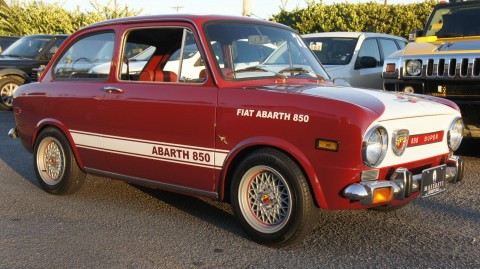 1971 Abarth 850 SS Berlina Coupe for sale