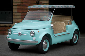 1971 Fiat 500 Restored to Fiat Jolly specs! for sale