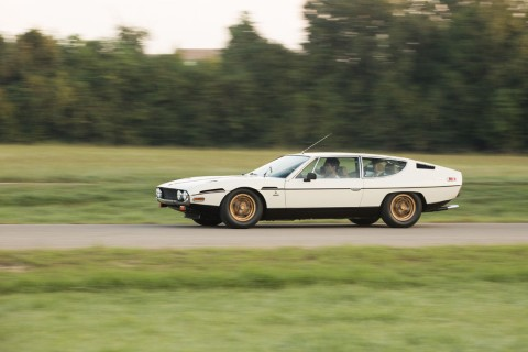 1971 Lamborghini Espada Series II 400 GT   Exceptionally Original Example! for sale