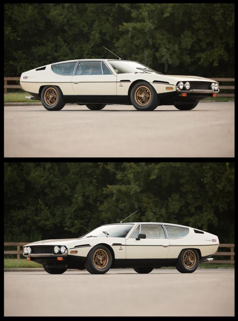 1971 Lamborghini Espada Series II 400 GT   Exceptionally Original Example!
