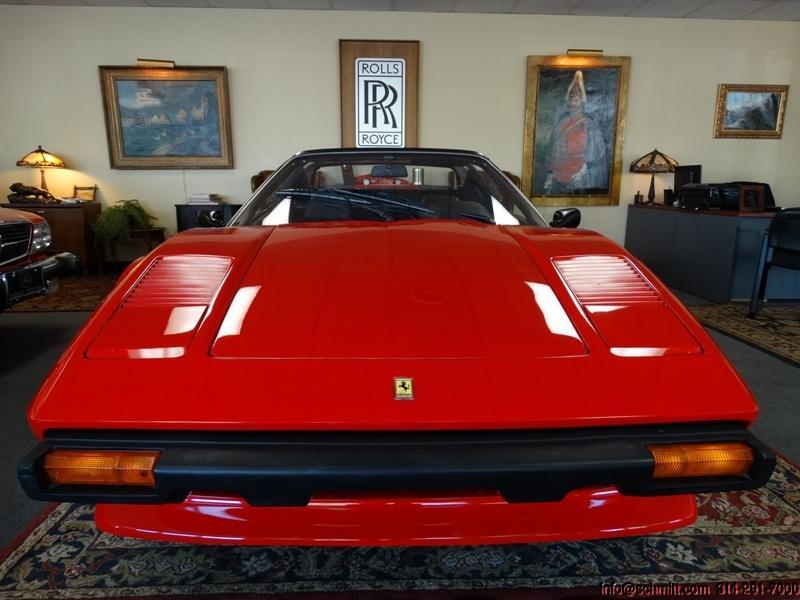 1978 Ferrari 308 U.S. Model! Matching Numbers engine!