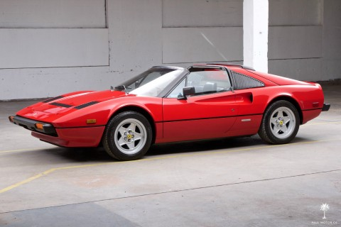 1983 Ferrari 308 GTS Quattrovalvole for sale