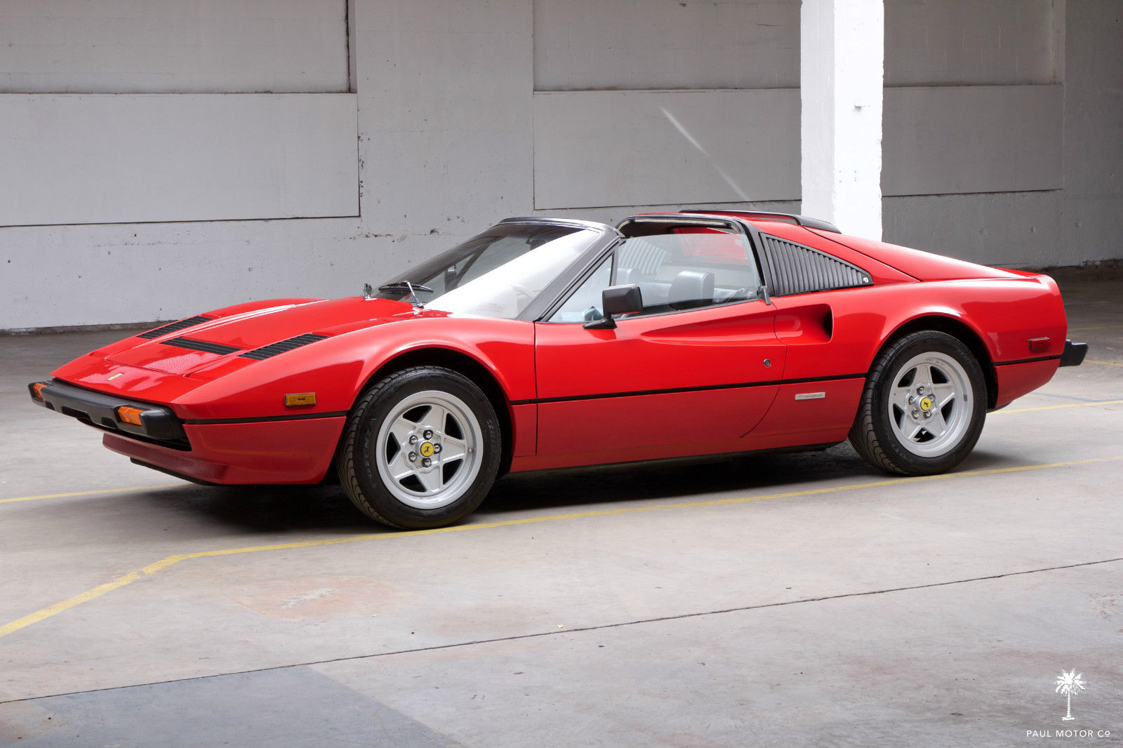 1983 ferrari 308 gts quattrovalvole for sale. Black Bedroom Furniture Sets. Home Design Ideas