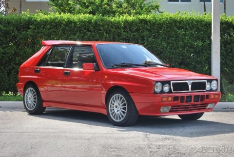 1989 Lancia Italian Import HF Delta Integrale ALL ORIGINAL! for sale